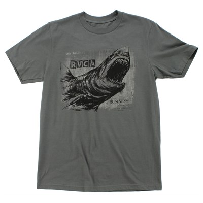 RVCA Great White T Shirt