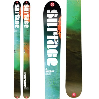 Surface One Life Skis 2013