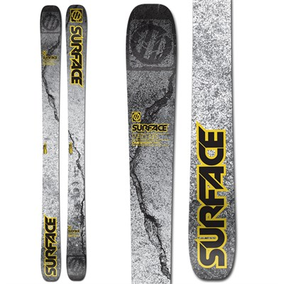 Surface Watch Life Skis 2013
