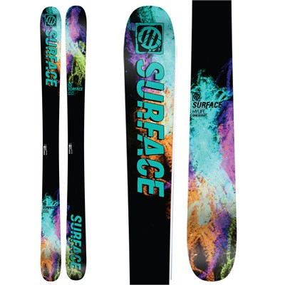 Surface My Life Skis - Women's 2013