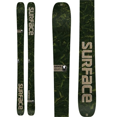 Surface Green Life Skis 2013