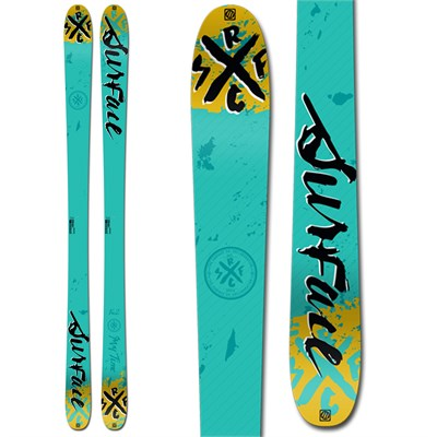 Surface My Time Skis - Women's 2013
