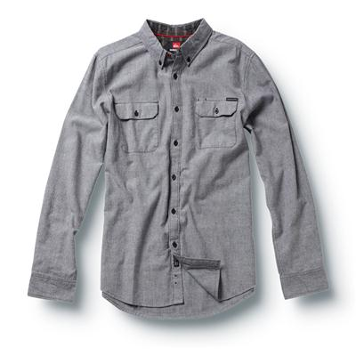 Quiksilver Dorm Duty Button Down Shirt