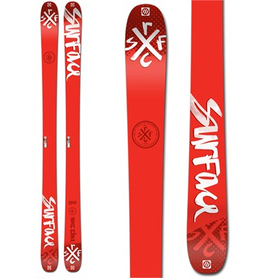 Surface Next Time Skis - Youth 2013