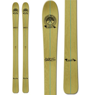 Surface Walk Free Skis 2013