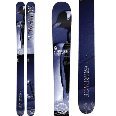 Surface Passport New Life Skis 2013