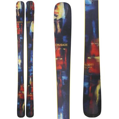 Scott Crusade Skis 2014