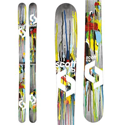 Scott Jib Skis 2014