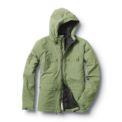 Quiksilver Backwoods Jacket
