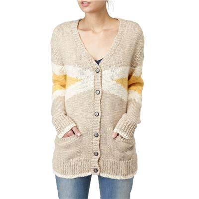 Quiksilver Sail Cardigan Sweater - Women's