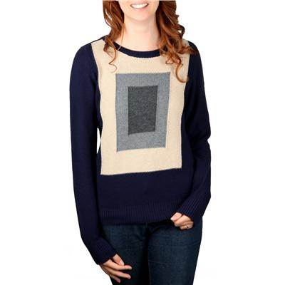 Quiksilver Flag Crew Sweater - Women's