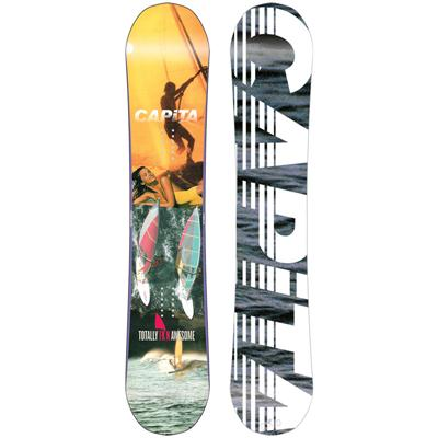 CAPiTA Totally FK'n Awesome Snowboard 2013