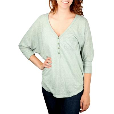Billabong On Radar Henley Top - Women's