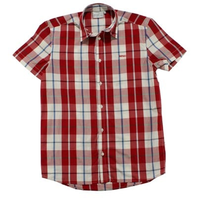Wesc Sergio Short Sleeve Button Down Shirt