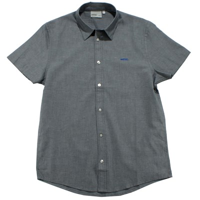 Wesc Gaber Short Sleeve Button Down Shirt