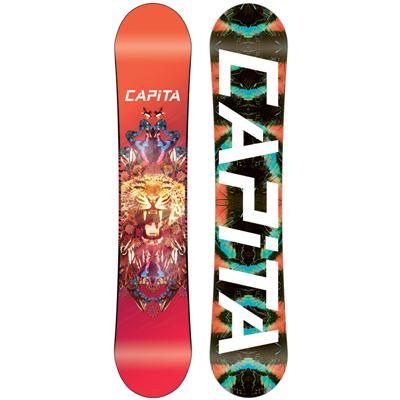 CAPiTA Space Metal Fantasy FK Snowboard - Women's 2013