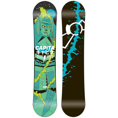 CAPiTA Micro-Scope Snowboard - Youth 2013