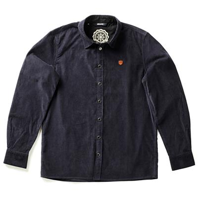 Makia Corduroy Button Down Shirt