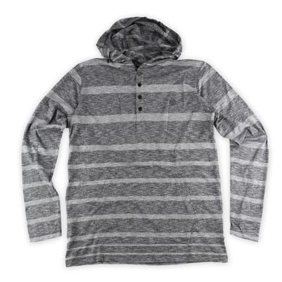 Element Hillview Hooded Henley Shirt