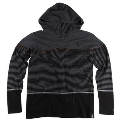 Element Erick Hooded Henley Shirt