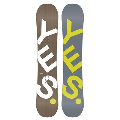 Yes. The Basic Snowboard 2013