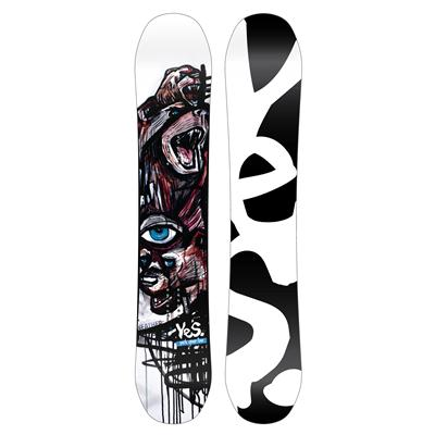 Yes. Pick Your Line Snowboard 2013