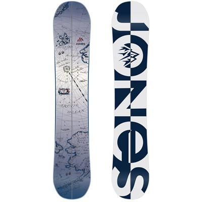 Jones Solution Splitboard 2013