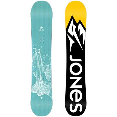 Jones Mothership Snowboard - Women's 2013