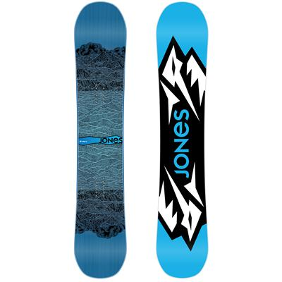Jones Twin Sister Snowboard - Women's 2013
