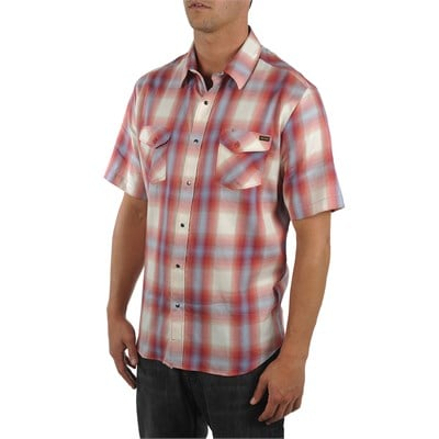 Volcom Fazed Out Short Sleeve Button Down Shirt