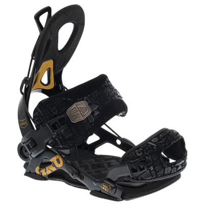 GNU Choice Snowboard Bindings 2013