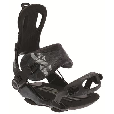 GNU Weird Snowboard Bindings 2013