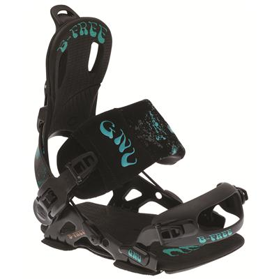 GNU B-Free Snowboard Bindings - Women's 2013