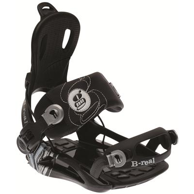 GNU B-Real Snowboard Bindings - Women's 2013