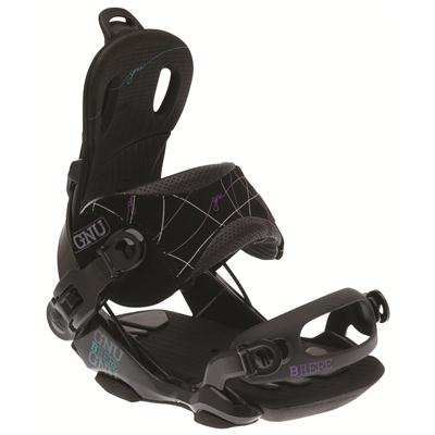 GNU B-Here Snowboard Bindings - Women's 2013