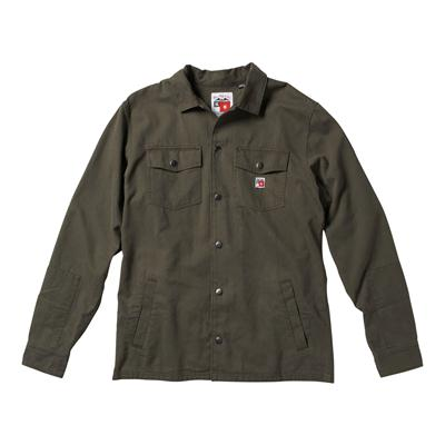 DC Ripple Shirt Jacket