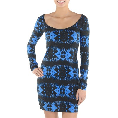 Volcom Walk It Out Long Sleeve Dress - Women's