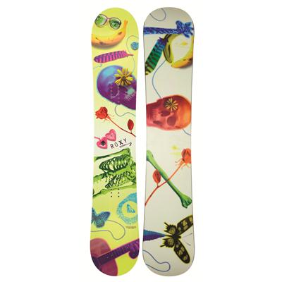 Roxy Sugar Banana Snowboard - Women's 2013