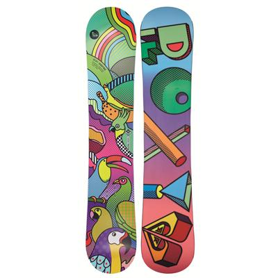 Roxy Inspire BTX Snowboard - Youth - Girl's 2013