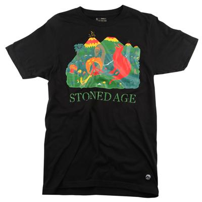 Gnarly Stoned Age T Shirt