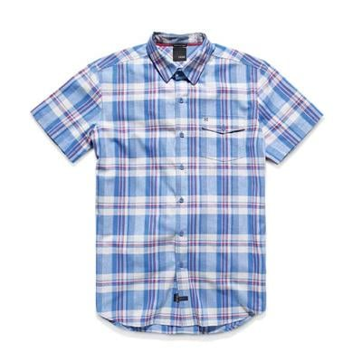 Kr3w Dawn Short Sleeve Button Down Shirt