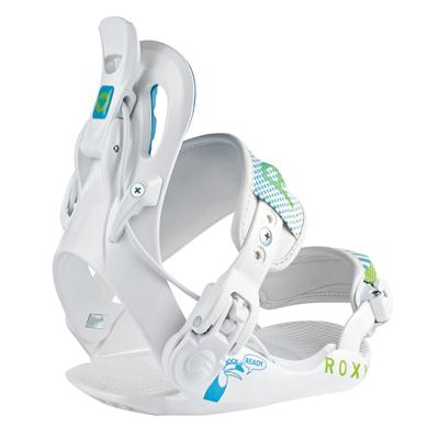 Roxy ROCK-it READY Snowboard Bindings - Youth - Girl's 2013