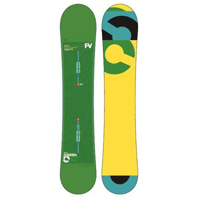 Burton Custom Flying V Wide Snowboard 2013