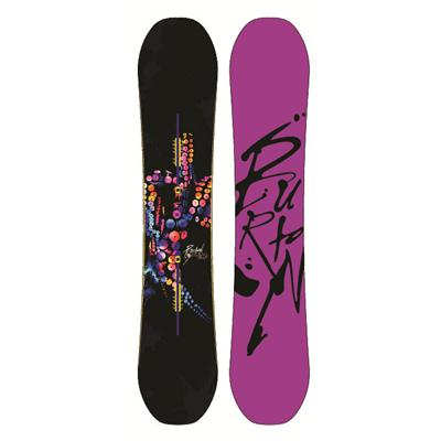 Burton Deja Vu Flying V Snowboard - Women's 2013