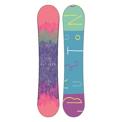 Burton Feather Snowboard - Women's 2013