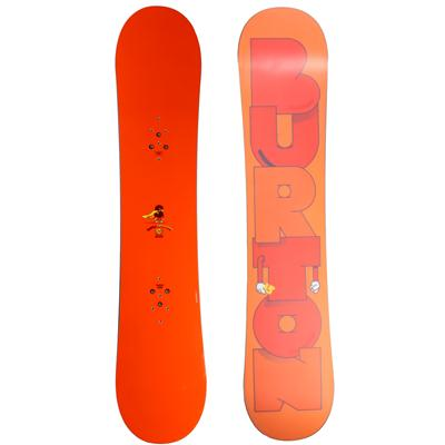 Burton Super Hero Smalls Snowboard - Youth 2013