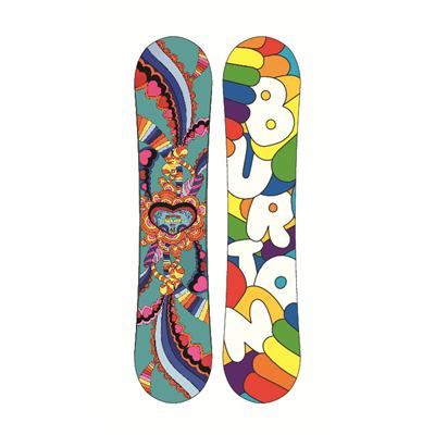 Burton Chicklet Snowboard - Girl's 2013
