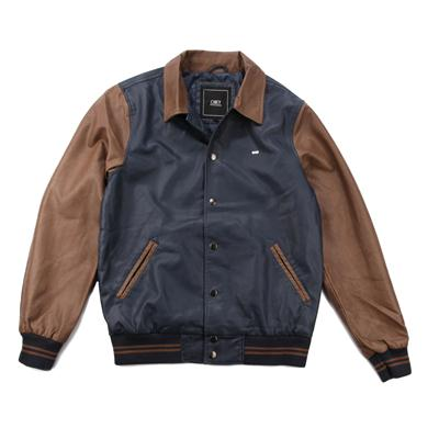 Obey Clothing Varsity Jacket