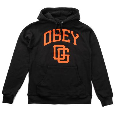 Obey Clothing Gigantes Pullover Hoodie
