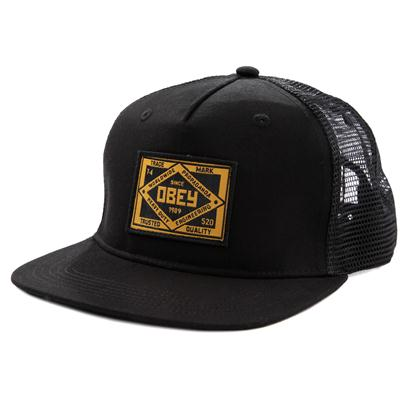 Obey Clothing Trademark Hat